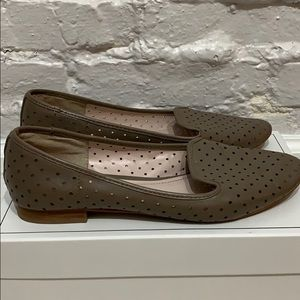 Taupe Vince Camuto Flats
